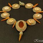 Indian Summer Halskette